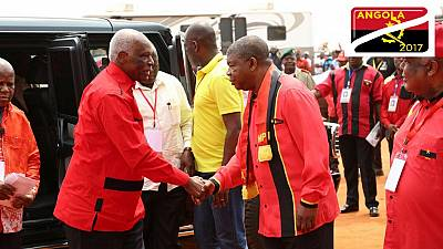 Angola's Dos Santos, MPLA back successor's bold decisions on nepotism, reform
