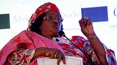 'Africa is not poor' - Ex Malawi leader Joyce Banda
