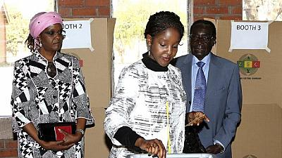 Bona Mugabe's uptown mansion stalls after dad's resignation