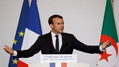 """Algérie : Macron """"prêt"""" à rendre les crânes d'insurgés algériens du Musée de l'Homme"""