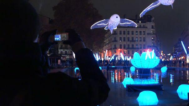 Kezdődik a Fények Fesztiválja Lyonban