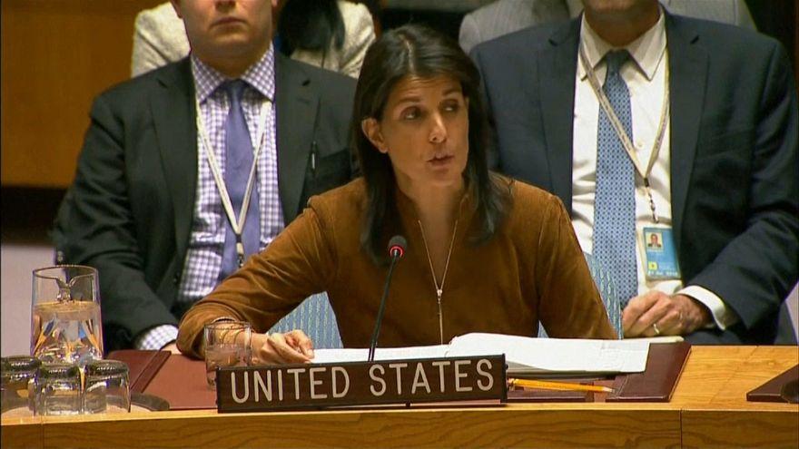 Összeül az ENSZ BT Jeruzsálem ügyében