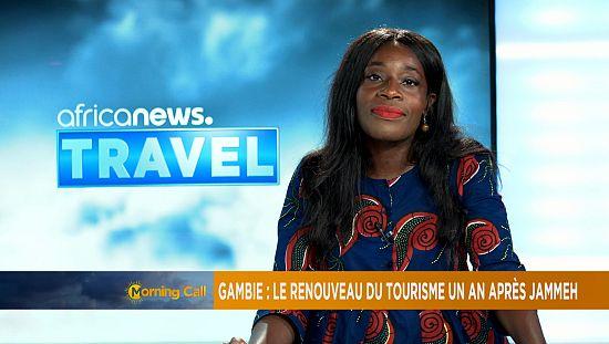 冈比亚:时代[旅行]贾梅TMC后旅游复兴