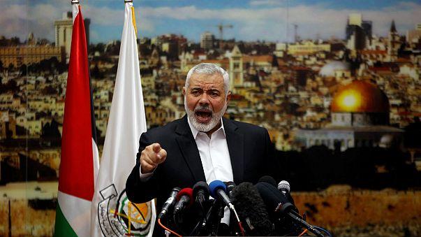 رهبر حماس فلسطینیها را به انتفاضه جدید فراخواند