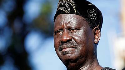 "US cautions Odinga over ""parallel"" inauguration ceremony"
