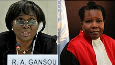 Female judges from Benin and Uganda join ICC