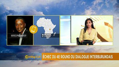 Échec du dialogue interburundais à Arusha [The Morning Call]