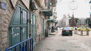 Általános sztrájk Ciszjordániában