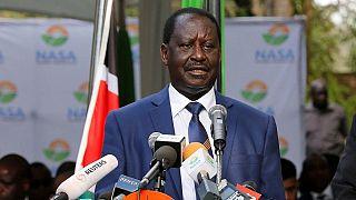 "Attorney-General warns Odinga's inauguration would be ""treason"""