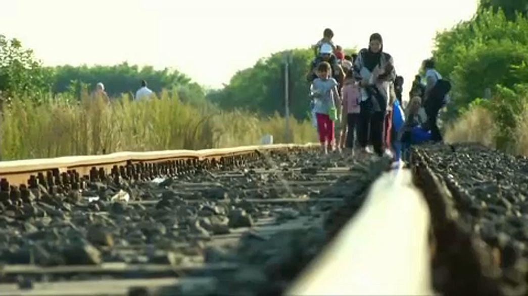 Flüchtlingskrise: EU verklagt Polen, Tschechien, Ungarn
