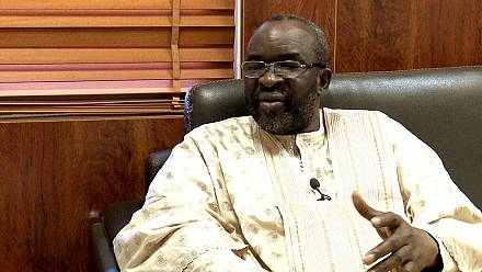 Exclusive interview with Ecowas parliament speaker, Mohammed Cisse Lo