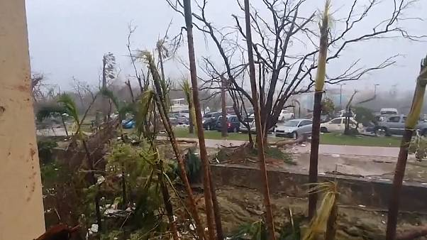 'Please pray for us,' begs mother sheltering from Hurricane Dorian