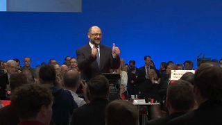 Allemagne : les délégués du SPD en congrès donnent leur feu vert aux discussions avec la CDU