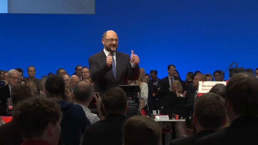 Egyesült Európai Államokat akar Schulz