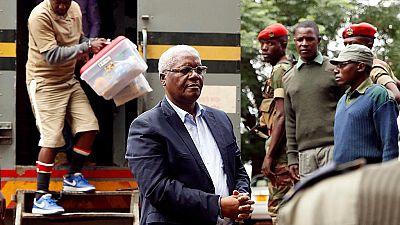 Zimbabwe : l'ex-ministre des finances libéré sous caution