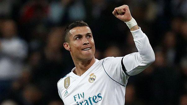 Ronaldó kapta az Aranylabdát, beérte Messit