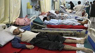 Image: Kabul explosion