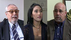 أصوات المعارضة الفنزويلية تفوز بجائزة ساخروف 2017