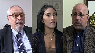 Το Euronews με τους πρωταγωνιστές του βραβείου Ζαχάρωφ