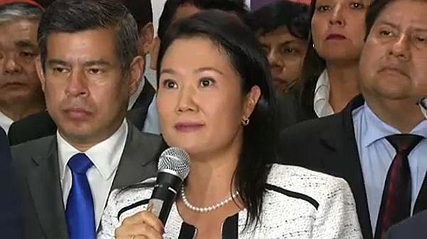 Korrupciógyanú Fujimori lánya ellen