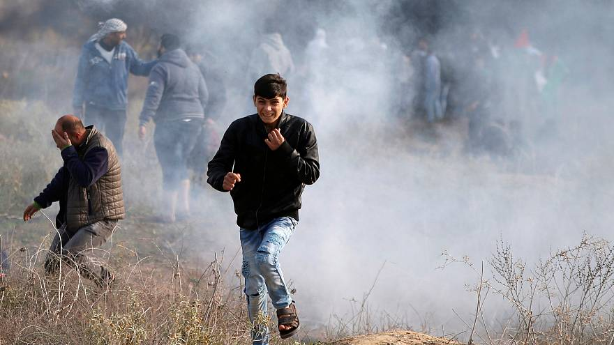 Kudüs'te öfkeli cuma