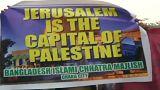 Müslümanlar Kudüs için ayakta