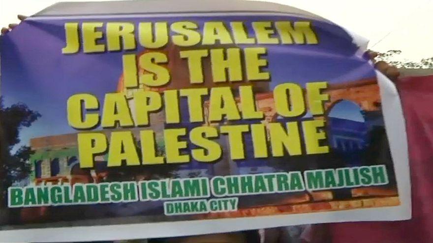 Colère des pays arabes et musulmans
