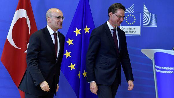 Pierini : 'Ankara Gümrük Birliği'ni kolay bir şekilde yenilenebileceğini düşünüyor'