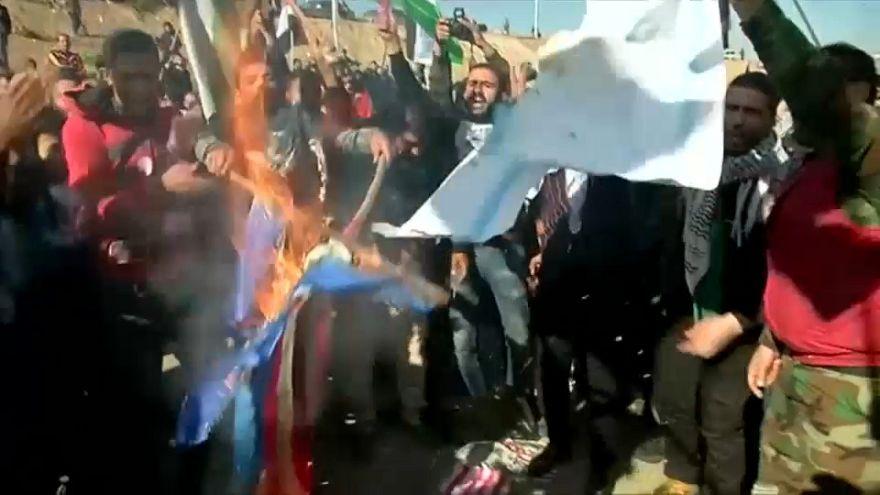 """Jérusalem : jour de """"rage"""" dans le monde musulman"""
