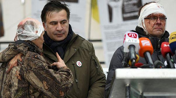 Ukraine: Michail Saakaschwili erneut festgenommen