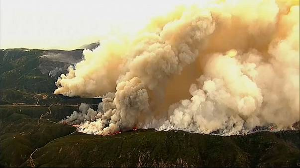 Incêndios continuam a devastar o sul da Califórnia