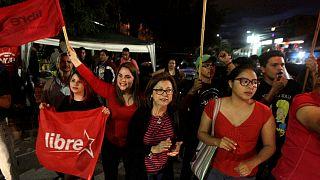 Honduras - ismét tüntettek az ellenzékiek