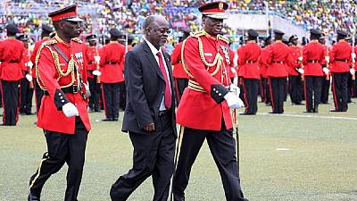 Magufuli pardons convicted rapists at Tanzania's independence celebrations