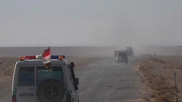 Irak IŞİD'den kurtuldu