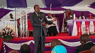 Kenya : Kenyatta écarte tout dialogue avec Odinga et songe déjà aux élections de 2022