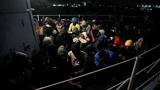 Immigration : la Libye et l'Italie font front commun contre les passeurs