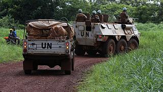Centrafrique : tirs de mortiers contre des casques bleus, pas de victime