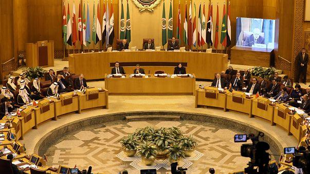 Arab Liga: Szankciók az Egyesült Államokkal szemben