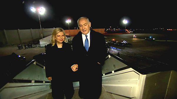 Netanyahu à Paris et Bruxelles pour défendre le choix de Jérusalem comme capitale d'Israël