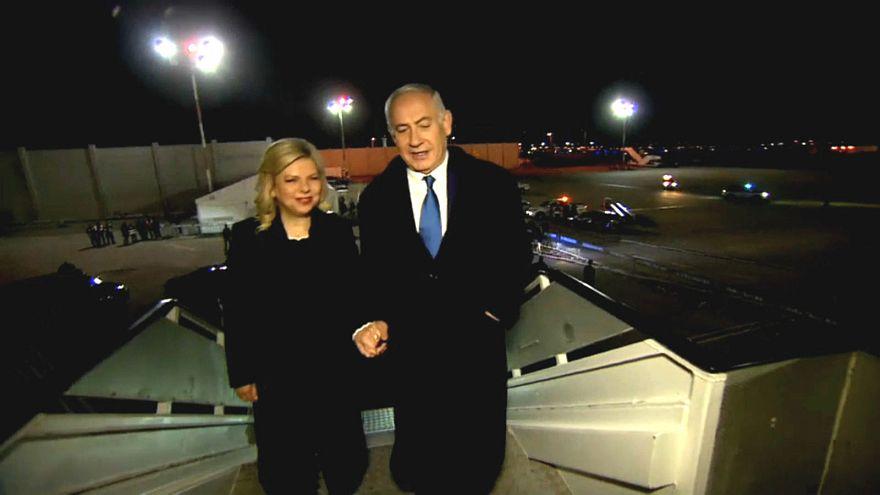 Netanyahu Avrupa'yı ikiyüzlülükle suçladı