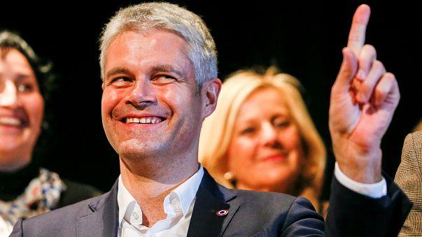 Umstrittener Rechtsaußen: Laurent Wauquiez (42) Favorit der Konservativen