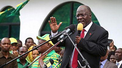 """Le président tanzanien """"choqué"""" par la mort des Casques bleus en RDC"""