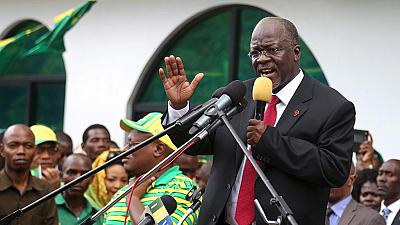 Tanzania's Magufuli slammed for releasing child rapists