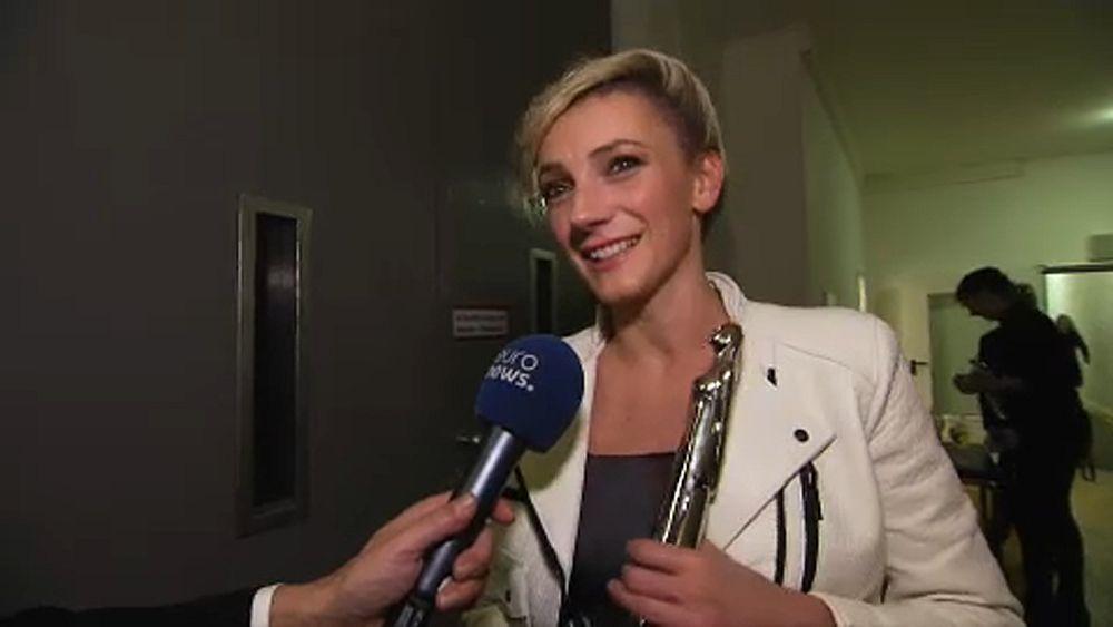 Friss hírek: A budapesti Katona József Színház művésze a berlini átadó után adott interjút az Euronews-nak.