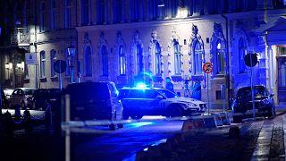 Аресты в Швеции