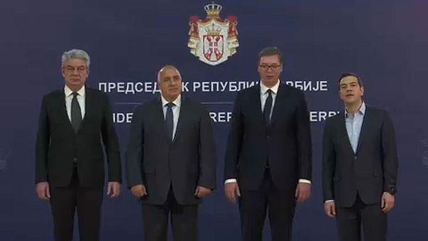 Balkáni négyek találkozója