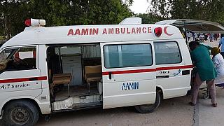 Somalia's free ambulance service gets $32,000 support raised online