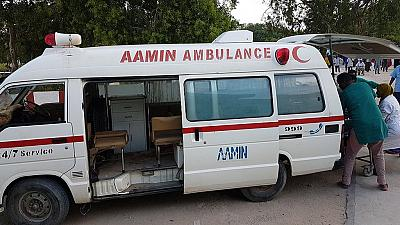 Somalia's free ambulance service gets $32,000 from online fundraiser