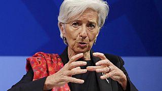 Bénin : Christine Lagarde en visite de travail