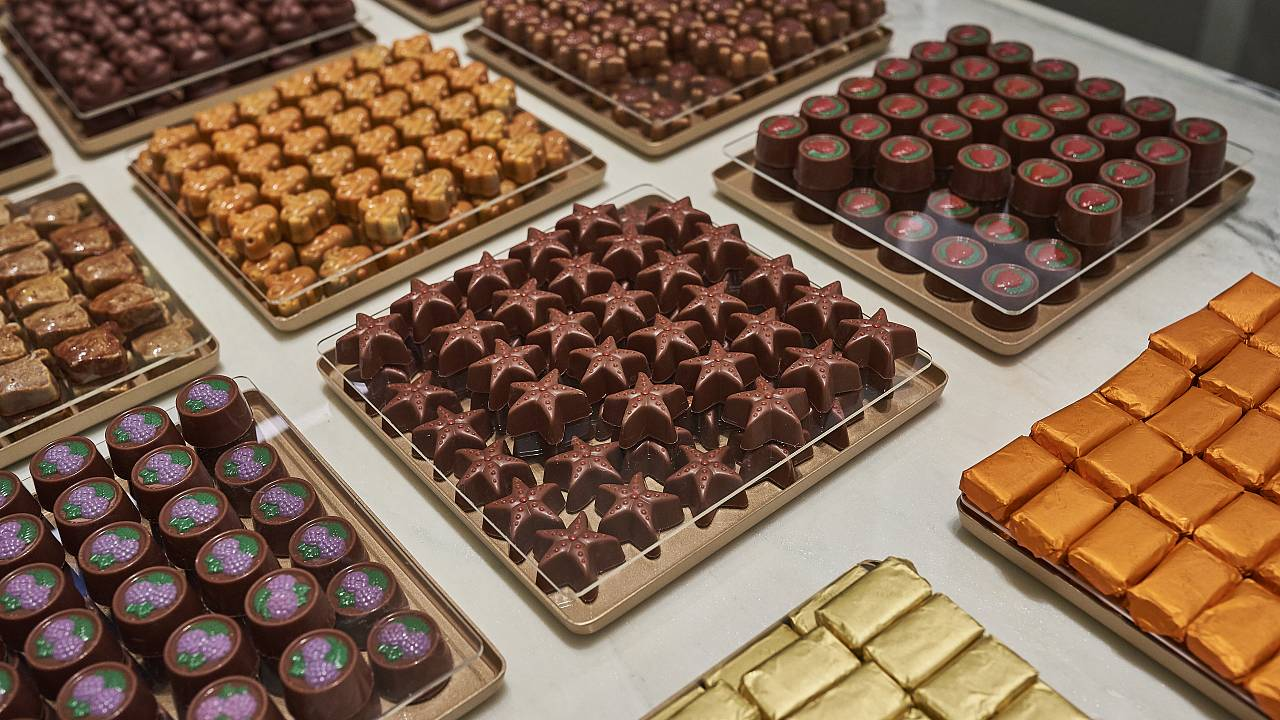 This Syrian chocolate factory is a lesson in perseverance